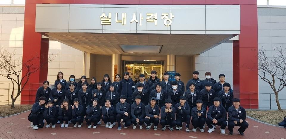 대구국제사격장 사격국가대표 후보 선수 2년 연속 유치!_2