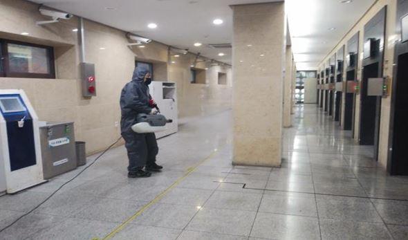 대구시설공단, 신종코로나바이러스 대응을 위한 전문 방역 시행_2