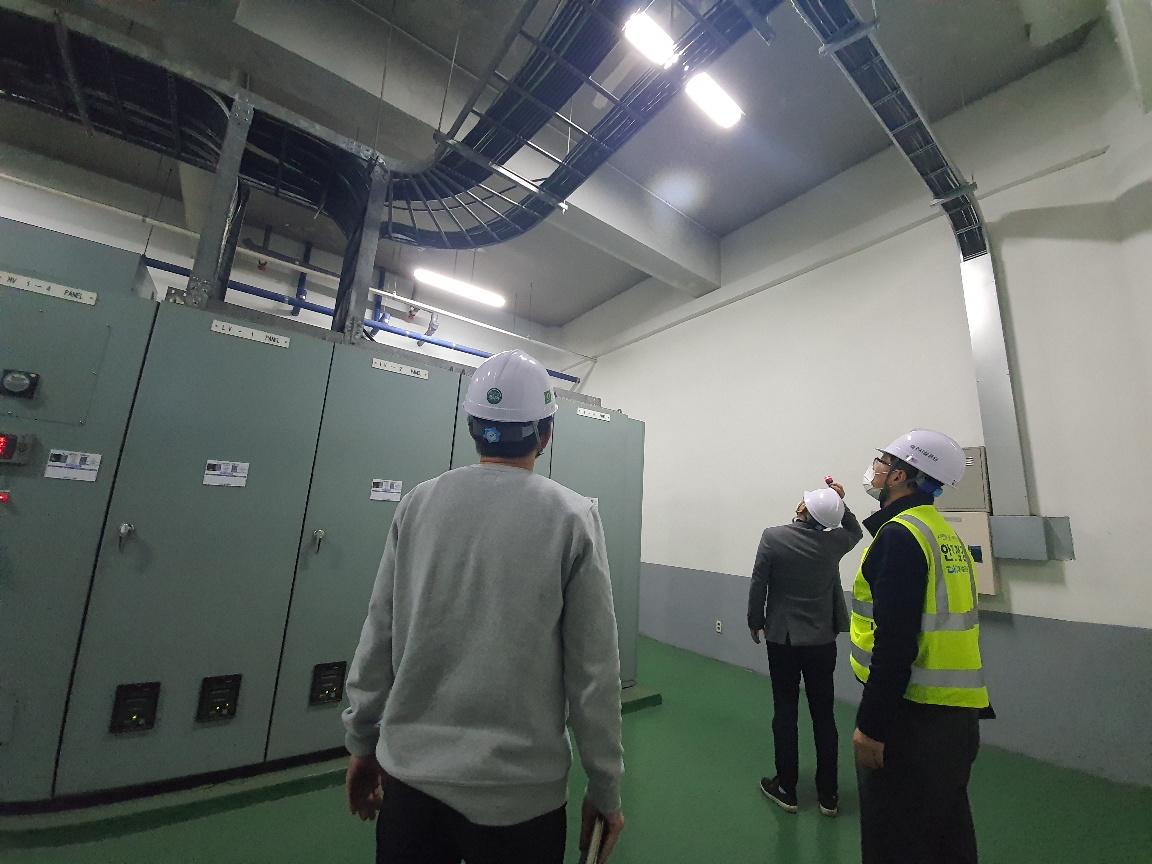 대구시설공단이 추석명절을 대비하여 다중이용시설에 대한 종합 안전점검을 실시한다.