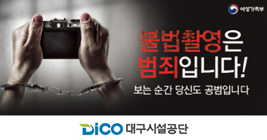 디지털 성범죄 인식 개선